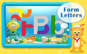 learn abc letters with captain cat android apps on google play