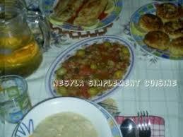 simplement cuisine table du f tour table du ramadan idées menu par simplement cuisine