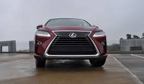 2016 lexus rx first drive first drive review 2016 lexus rx350 fwd luxury package 43
