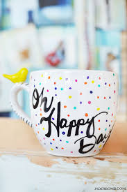 best 25 hand painted mugs ideas on pinterest sharpie mug