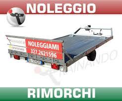 noleggio carrelli porta auto noleggio rimorchio trasporto auto cose a bologna kijiji annunci