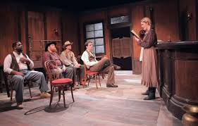 Was Liberty Valance A Real Person Stage Version Of U0027liberty Valance U0027 In Fullerton Takes A Page From