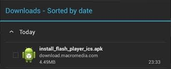 flash plugin android how to install flash player on your nexus 7 tablet to