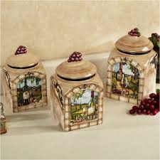 100 unique canister sets kitchen butterfly canister set