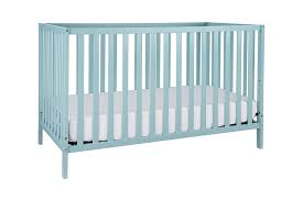 How To Convert A Crib To A Bed by Amazon Com Union 2 In 1 Convertible Crib Lagoon Finish Baby