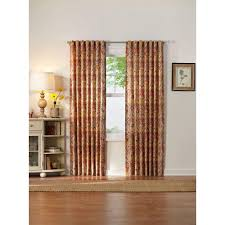 home decorators review home decorators collection semi opaque multi paisley back tab