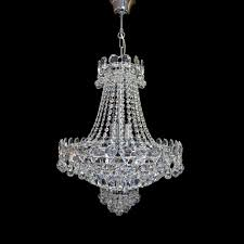 costco light fixtures swarovski crystal pear basket empire chandelier light in chrome
