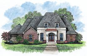 French Home Plans Rawlings Country French Home Plans