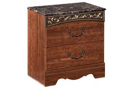 fairbrooks estate nightstand ashley furniture homestore