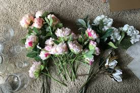 artificial flower bouquets how to make a flower wedding bouquet angie away