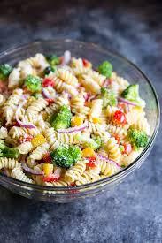 Pasta Salad Recipes Cold | easy cold pasta salad recipe culinary hill
