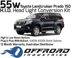 toyota land cruiser 150 series 55w toyota landcruiser prado 150 headlight fast start hid