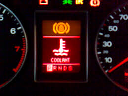 Coolant Light Need Help What These Lights Mean On Check At Start Up Audi
