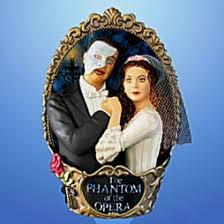ag carlton cards phantom of the opera musical