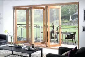 Bi Fold Glass Doors Exterior Cost Folding Glass Exterior Doors Matano Co
