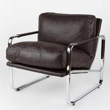 Leather And Chrome Chairs 20 Top Stylish And Comfortable Living Room Chairs