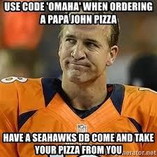 Peyton Manning Meme - peyton manning funny 2 meme generator