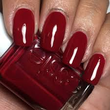 february fiery a list by essie the polished pursuit