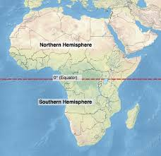 map of equator which continent lies in all four hemispheres geography lounge