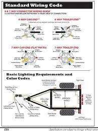 wiring diagrams 5 wire trailer wiring trailer light wiring
