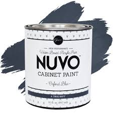 Nuvo Cabinet Paint Reviews by Nuvo Oxford Blue Cabinet Paint U2013 Giani Inc