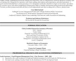 management accountant cover letter sample livecareer accounting
