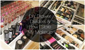 home design diy makeup drawer organizer countertops architects