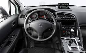 peugeot 2008 interior 2015 car picker peugeot 3008 interior images