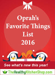 oprah s favorite things list 2016 gifts for cooks kitchens