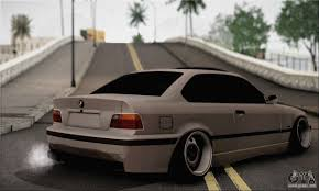 stance bmw m3 bmw m3 e36 bosnia stance for gta san andreas