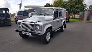 land rover defender 2015 4 door used land rover defender 2015 for sale motors co uk