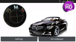 logo bmw 3d 3d bmw logo live wallpaper for android free download on mobomarket