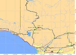 california map detailed ojai california ca 93023 profile population maps real estate