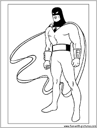 space ghost coloring pages free printable colouring pages for