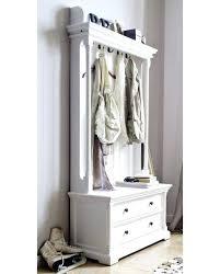 porte manteau chambre porte manteau armoire meuble d entr e porte manteau blanc 5 portes