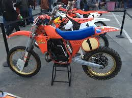 250cc motocross bikes works candy so sweet honda rc 250 old mx pinterest