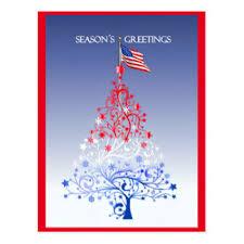 american flag christmas cards invitations greeting u0026 photo