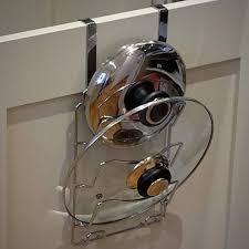 kitchen cabinet door pot and pan lid rack organizer door pot pan lid holder wall or door mounted