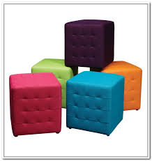 adorable upholstered cube storage ottoman with store hidden