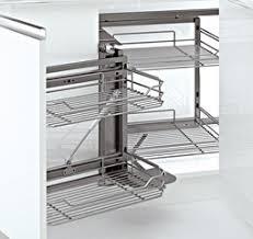 Blind Kitchen Cabinet Blind Corner Organizer Base Cabinet Organizers Kitchen