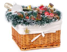 christmas baskets ideas diy gift idea breakfast basket inhabitat green design
