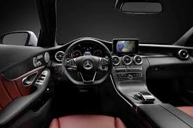 mercedes c class 2015 model 2015 mercedes c class completely revealed in