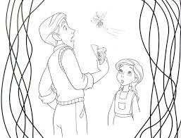 43 disney fairies coloring book pages images