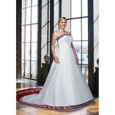 plus size red and white wedding dresses dresses trend