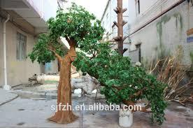 indoor decorative artificial oak tree indoor decorative