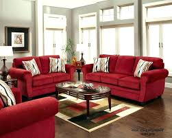 red sofa decor red sectional living room ideas circle red luxury iron rug small red