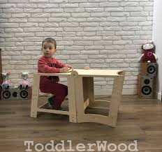 Table Setting Healthy Beginnings Montessori by Little Helper Tower Giraffe Helper Toddler Step Stool
