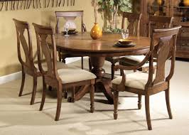 kitchen table blossoming rustic round kitchen table round