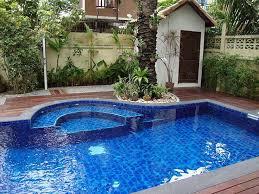 Inground Pool Patio Designs Inground Pool And Spa Designs The Types Of Inground Pool Designs