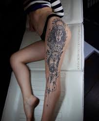 tattoo on thigh ideas 101 thigh tattoo ideas and designs for women with regard to the